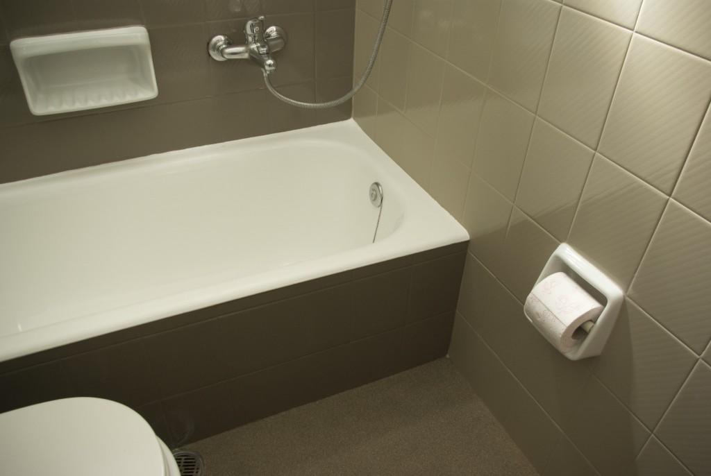 Ολική ανανέωση μπάνιου