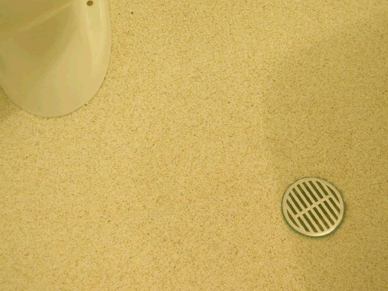 τοποθέτηση χαλαζιακής άμμου
